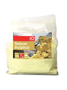 iO Sulphur Yellow | Independents Own