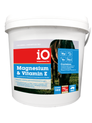 iO Magnesium and Vitamin E supplement 1KG