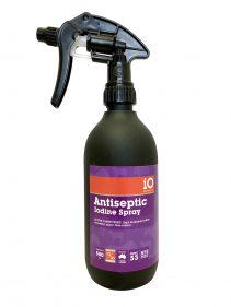 io antiseptic iodine spray