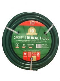 Green Rural Hose 30m