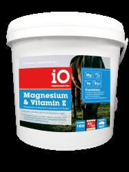 iO Magnesium and Vitamin E supplement 1KG