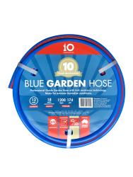 Blue Garden Hose 18m